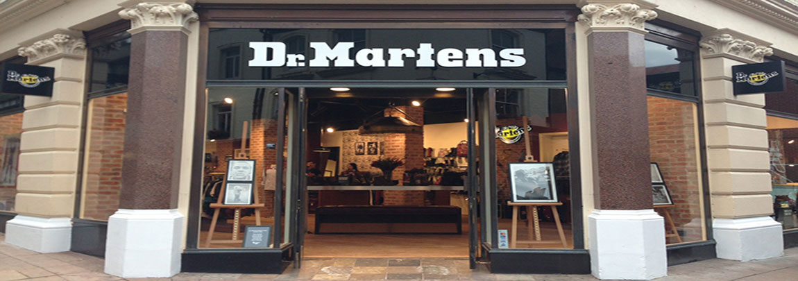 drmartens entrance